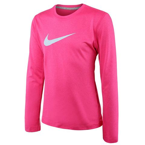Nike Legend L/S Girl's Tennis Top