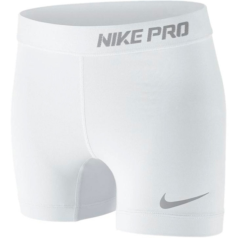 Nike Pro Girl's Tennis Short