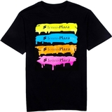 Tennis Plaza Neon T-Shirt