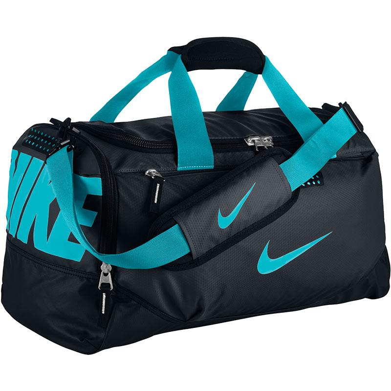 Nike Team Training Small Duffel Bag Black/blue