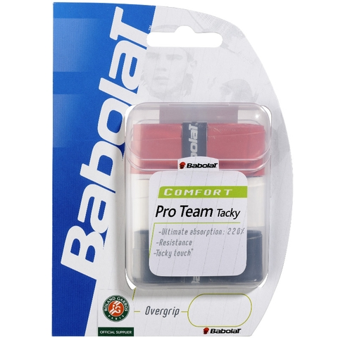 Babolat Pro Team Tacky Tennis Overgrip