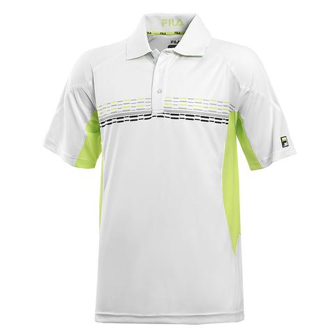 Fila Center Court Printed Men's Polo