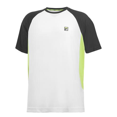 Fila Center Court Colorblocked Men's Crew