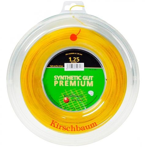 Kirschbaum Synthetic Gut Premium 17 Tennis String Reel