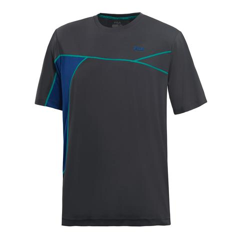 Fila Baseline Crew Neck Men's Tennis Shirt