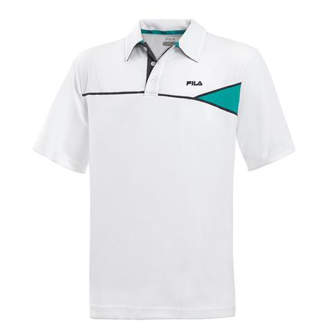 Fila Baseline Men's Tennis Polo