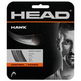 Head Hawk 16 Tennis String Set - Grey