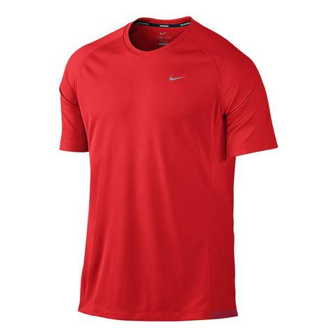 Nike Miler Ss Uv Men's Tennis Shirt