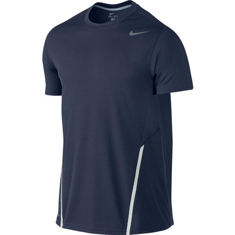 Nike Power Uv Men's Tennis Crew