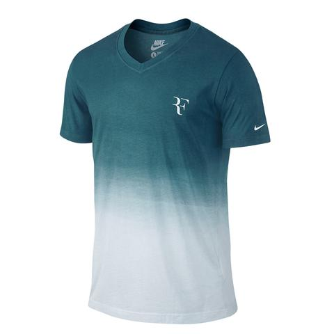 Nike Rf V- Neck Men's Tennis Tee