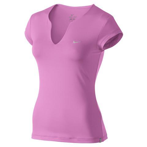 Nike Pure Ss Women's Tennis Top