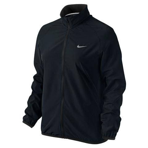Nike Woven Full- Zip Women's Tennis Jacket