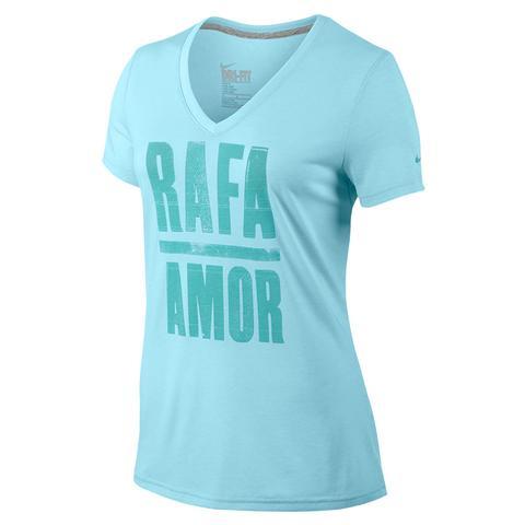 Nike Rafa Amor Women's Tennis Tee
