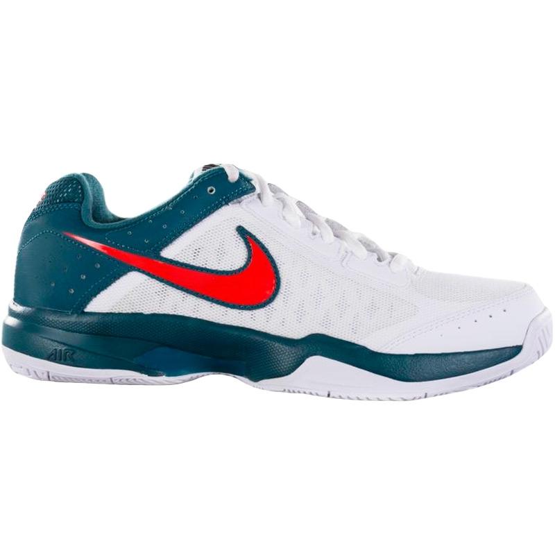 nike air nike air cage court junior tennis shoe