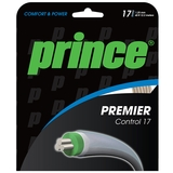 Prince Premier Control 17 Black Tennis String Set