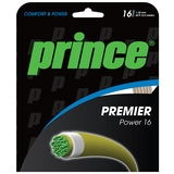 Prince Premier Power 16 Natural Tennis String Set