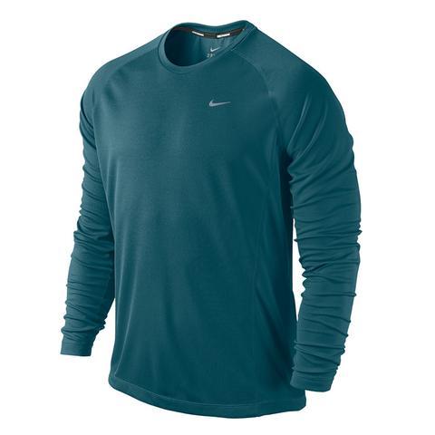 Nike Miler Ls Uv Men's Shirt