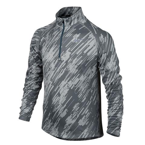 Nike Element Jacquard Half- Zip L/S Boy's Top