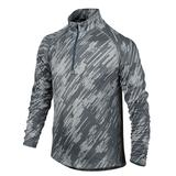 Nike Element Jacquard Half-Zip L/S Boy`s Top