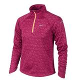 Nike Element Jacquard Half-Zip L/S Girl's Top