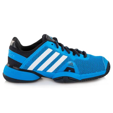 Adidas Barricade 8 Xj Junior Tennis Shoe