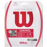 Wilson Control Duo 16/16l Tennis Hybrid String Set