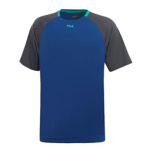Fila Baseline Raglan Men's Tennis Crew