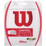 Wilson Synthetic Gut Control 17 Tennis String Set