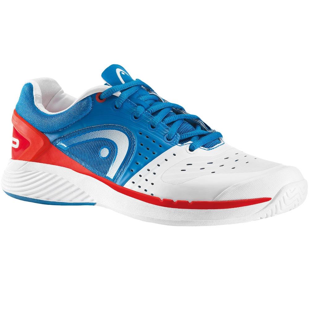 sprint pro s tennis shoes blue white
