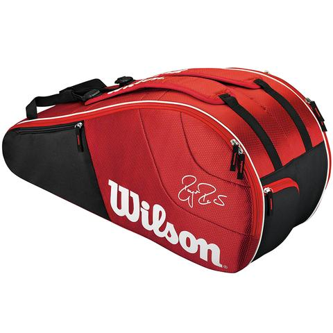 Wilson Federer Team 6 Pack Tennis Bag