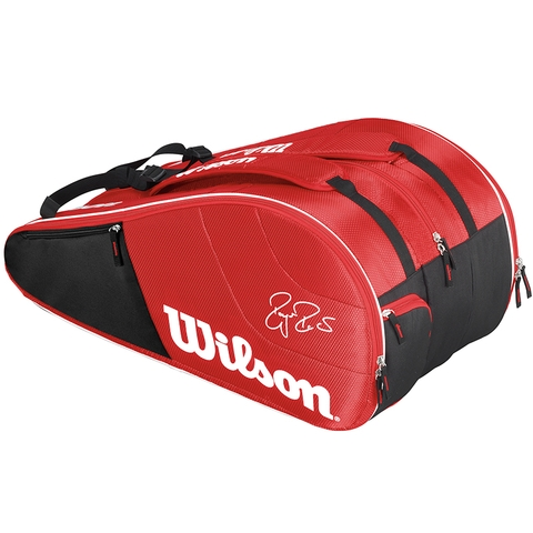 Wilson Federer Team 12 Pack Tennis Bag