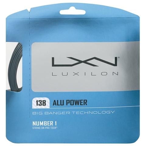 Luxilon Alu Power 138 Tennis String Set