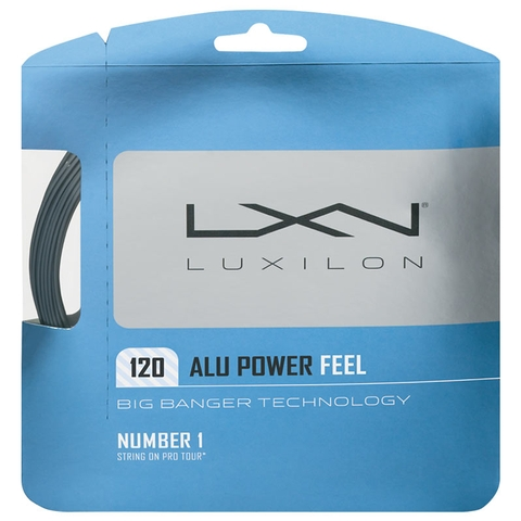 Luxilon Alu Power Feel 120 Tennis String Set