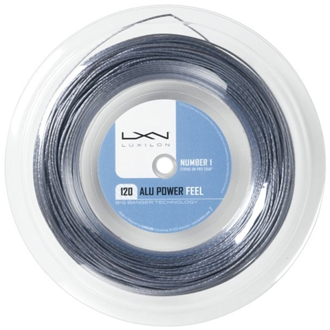 Luxilon Alu Power Feel 120 Tennis String Reel