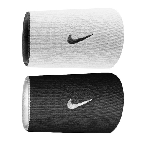 Nike Dri- Fit Home & Away Doublewide Wristband