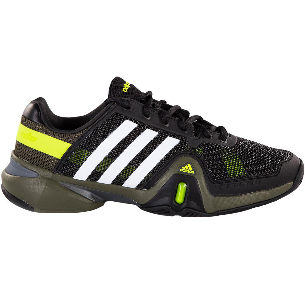 Black Shock Tennis Shoes