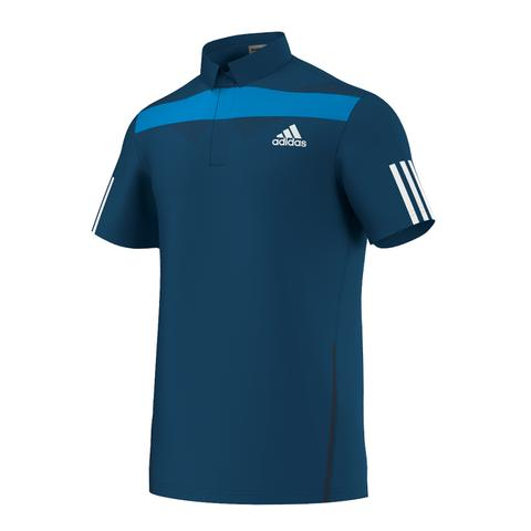 Adidas Adipower Barricade Traditional Men's Tennis Polo