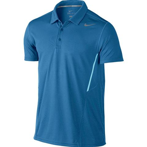 Nike Power Uv Men's Tennis Polo