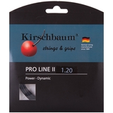 Kirschbaum Pro Line Ii 1.20 Tennis String Set - Black