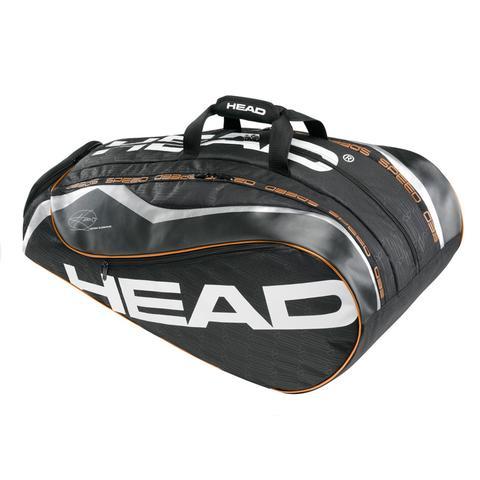 Head 2014 Djokovic Monstercombi Tennis Bag