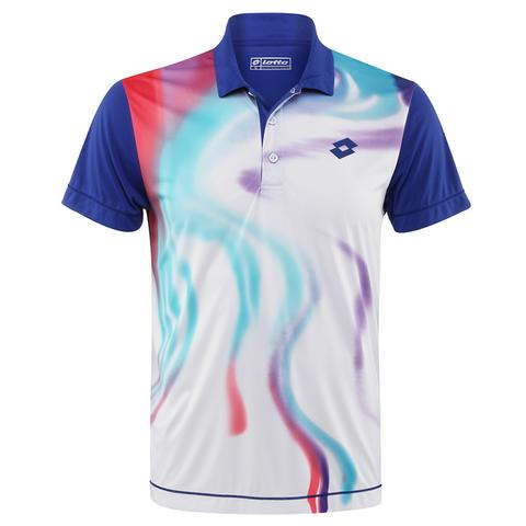 Lotto Blend Men's Tennis Polo