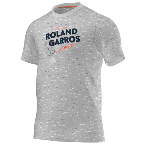 Adidas Rg Graphic Logo Men's Tennis Tee