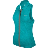 Nike Dri-Fit Touch Sleeveless Women`s Tennis Polo