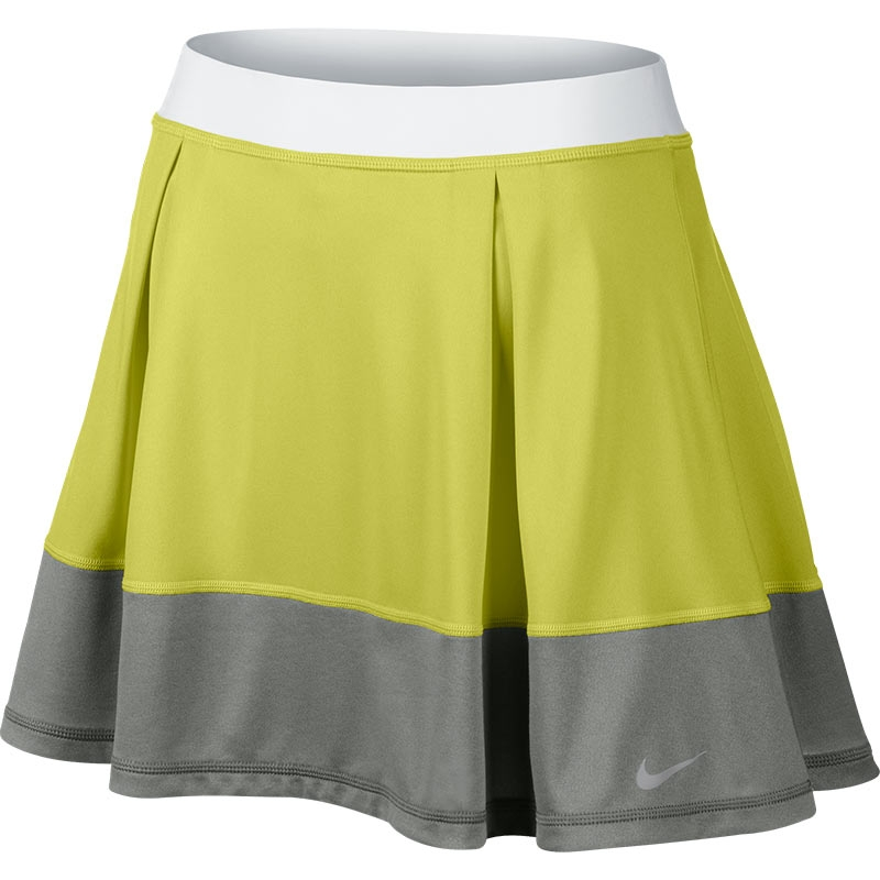 New Nike Premier Womens Tennis Skirt Pinkpowvolt