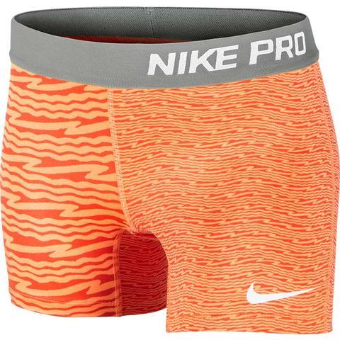 Nike Pro Gfx 3 ' Girl's Short