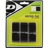 Dunlop Gecko Tac Tacky Black Tennis Overgrip