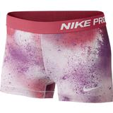 Nike Pro Three-Inch Splatter Women's Short