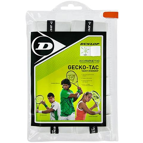 Dunlop Gecko Tac Tennis Overgrip X12