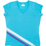 Fila Center Court Cap Sleeve Girl's Tennis Top