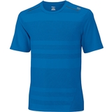 Wilson Specialist Engineered Mesh Striped Men's Tennis Crew